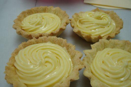 yemek: pandispanya yaş pasta kreması [8]